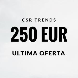CSR Trends 250 euro